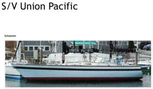 S/V Union Pacific