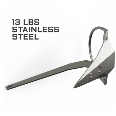 Mantus 13LBS Stainless Steel Anchor