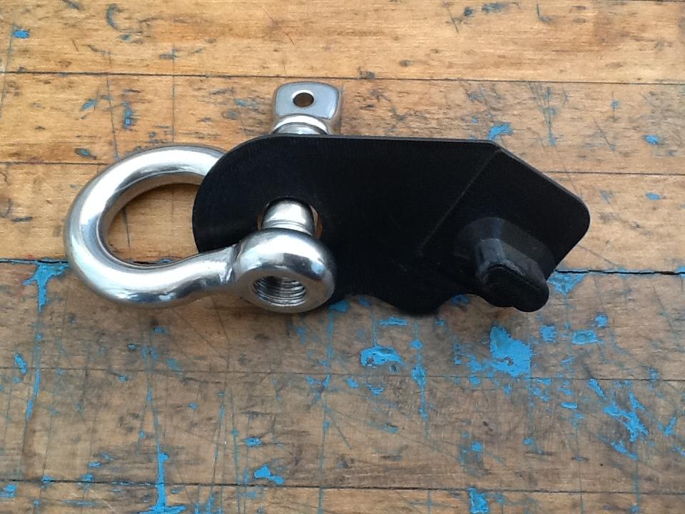 Mantus Chain Hook Locker