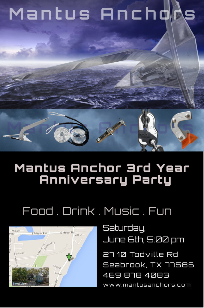 2015 Mantus Party