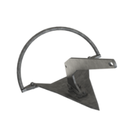 Mantus Galvanized Anchor