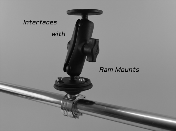 Mantus Stainless Steel Ram Mount