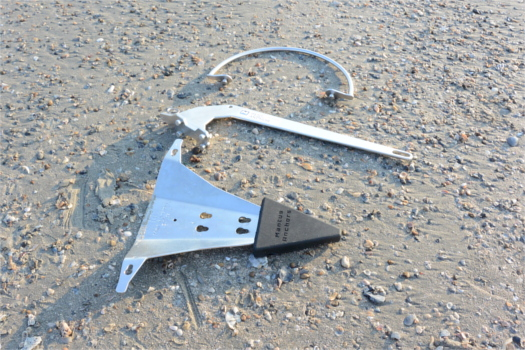 Mantus Stainless Steel Dinghy Anchor