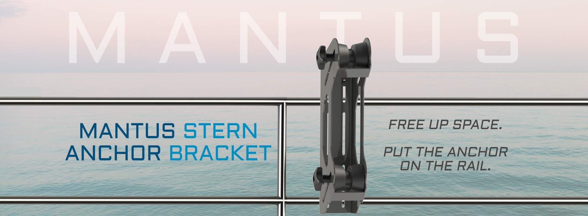 Mantus Stern Bracket