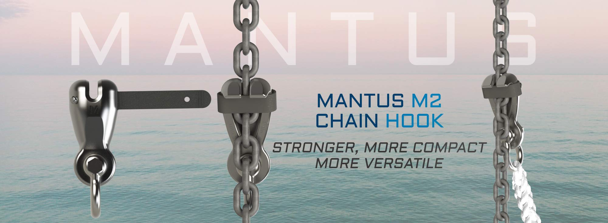 Mantus Marine M2 Chain Hook