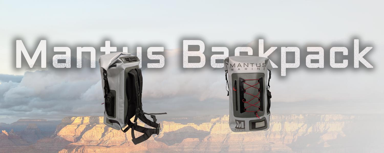 Mantus Scuba Backpack