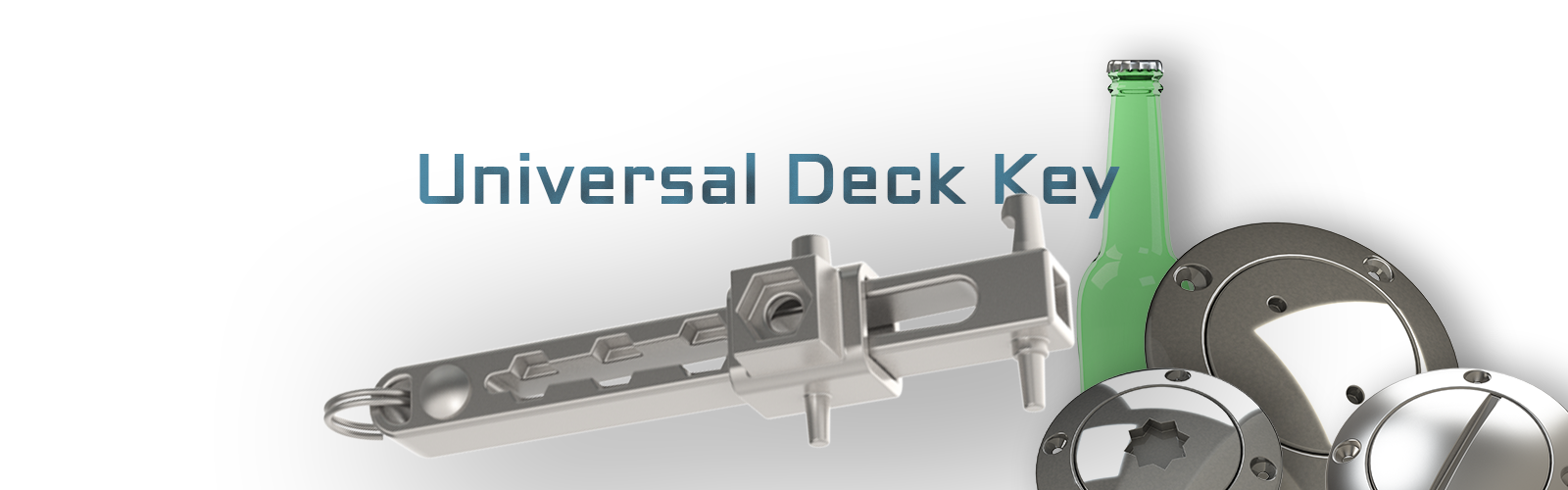 Mantus Marine Deck Key
